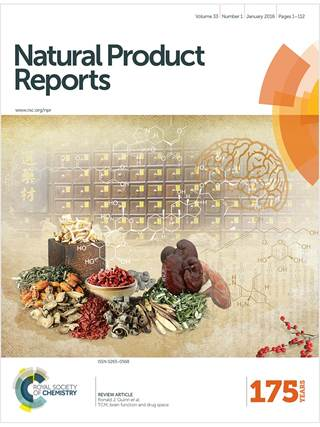 Natural Product Reports (NPR) template (Royal Society of Chemistry)