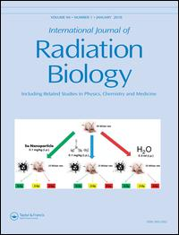 International Journal of Radiation Biology template (Taylor and Francis)