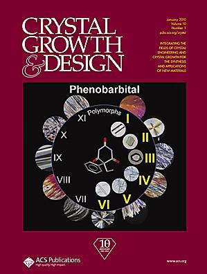 Crystal Growth & Design template (American Chemical Society)
