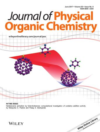 Journal of Physical Organic Chemistry template (Wiley)