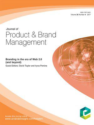 Journal of Product & Brand Management template (Emerald Publishing)