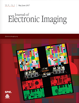 Journal of Electronic Imaging template (SPIE)