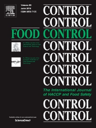 Food Control template (Elsevier)
