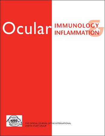 Ocular Immunology and Inflammation template (Taylor and Francis)