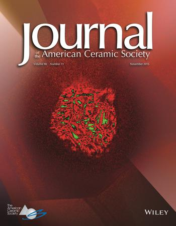 Journal of the American Ceramic Society template (Wiley)