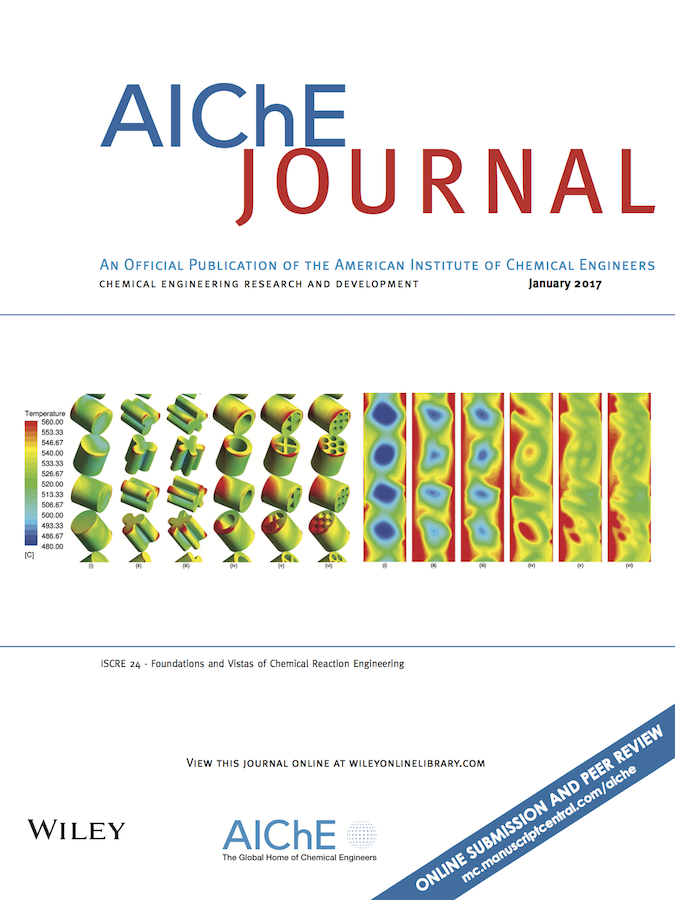 AIChE Journal template (Wiley)