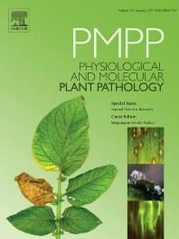 Physiological and Molecular Plant Pathology template (Elsevier)