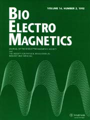Bioelectromagnetics template (Wiley)