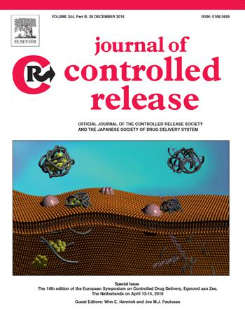 Journal of Controlled Release template (Elsevier)