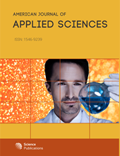 American Journal of Applied Sciences template (Science Publications)