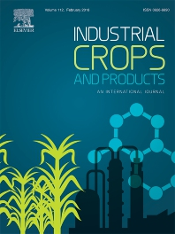 Industrial Crops and Products template (Elsevier)