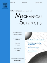 International Journal of Mechanical Sciences template (Elsevier)