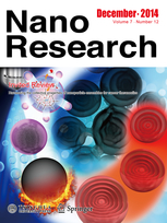 Nano Research template (Springer)