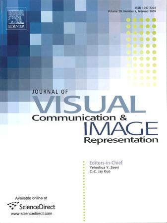 Journal of Visual Communication and Image Representation template (Elsevier)