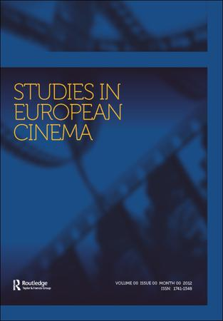 Studies in European Cinema template (Taylor and Francis)