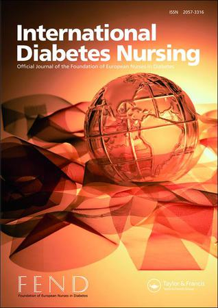 International Diabetes Nursing template (Taylor and Francis)