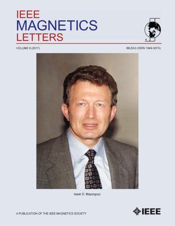 IEEE Magnetics Letters template (IEEE)