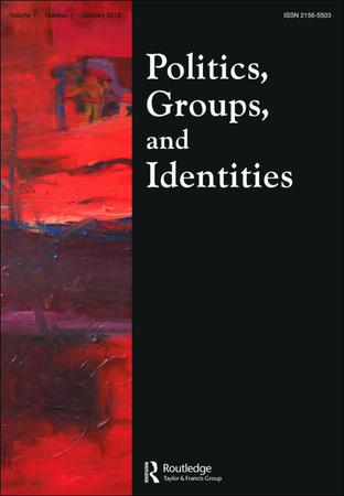 Politics, Groups, and Identities template ( Groups)