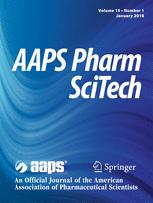 AAPS PharmSciTech template (Springer)
