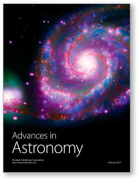 Advances in Astronomy template (Hindawi)