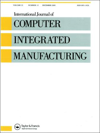 International Journal of Computer Integrated Manufacturing template (Taylor and Francis)