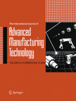 The International Journal of Advanced Manufacturing Technology template (Springer)