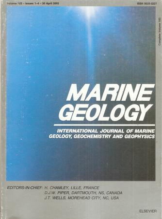 Marine Geology template (Elsevier)