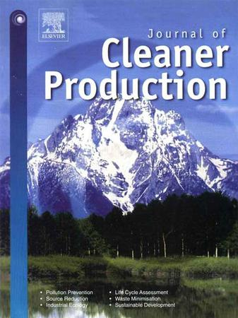 Journal of Cleaner Production template (Elsevier)