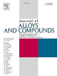Journal of Alloys and Compounds template (Elsevier)