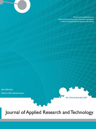 Journal of Applied Research and Technology template (Elsevier)