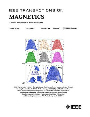 IEEE Transactions on Magnetics template (IEEE)