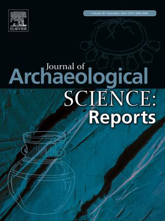 Journal of Archaeological Science: Reports template (Elsevier)