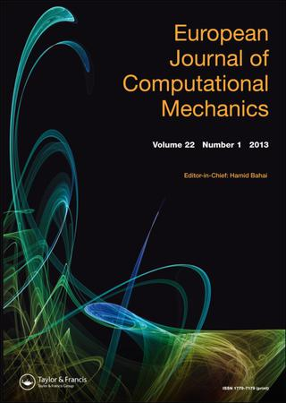 European Journal of Computational Mechanics template (Taylor and Francis)