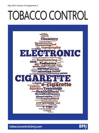 Tobacco Control template (BMJ Publishing Group)