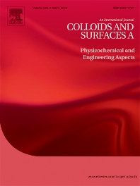 Colloids and Surfaces A: Physicochemical and Engineering Aspects template (Elsevier)