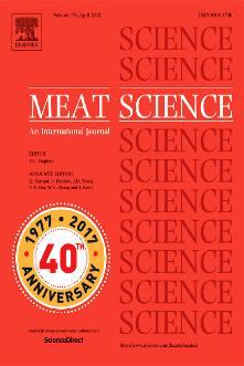 Meat Science template (Elsevier)