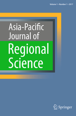 Asia-Pacific Journal of Regional Science template (Springer)