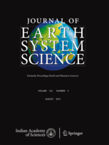 Journal of Earth System Science template (Springer)