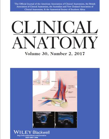 Wiley - Clinical Anatomy Template