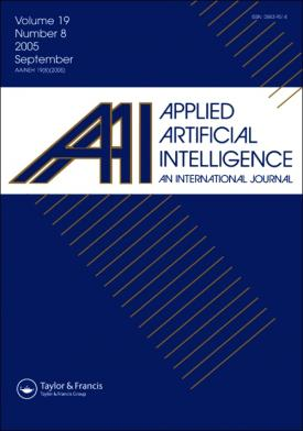 Applied Artificial Intelligence template (Taylor and Francis)