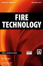 Fire Technology template (Springer)