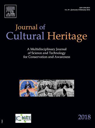 Journal of Cultural Heritage template (Elsevier)