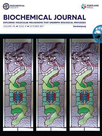 Biochemical Journal template (Portland Press)