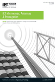 IET Microwaves, Antennas & Propagation template ( Antennas & Propagation)