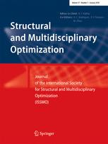 Structural and Multidisciplinary Optimization template (Springer)