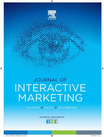Journal of Interactive Marketing template (Elsevier)