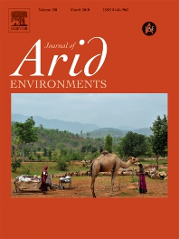 Journal of Arid Environments template (Elsevier)