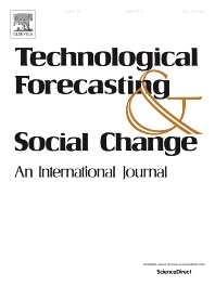 Technological Forecasting and Social Change template (Elsevier)