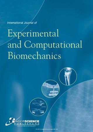International Journal of Experimental and Computational Biomechanics template (Inderscience Publishers)