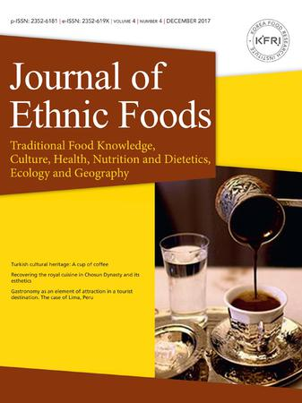 Journal of Ethnic Foods template (Elsevier)